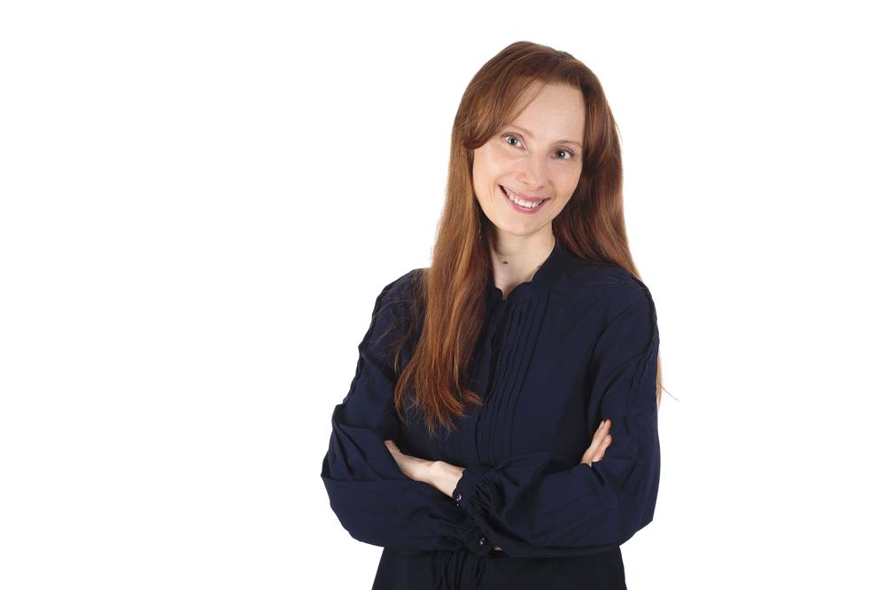 As a Senior Software Tester - Kalina Minkiewicz