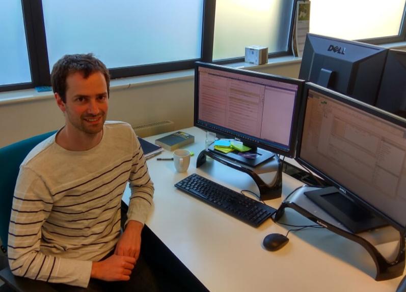 As a Software Team Leader - Andrew Bennett