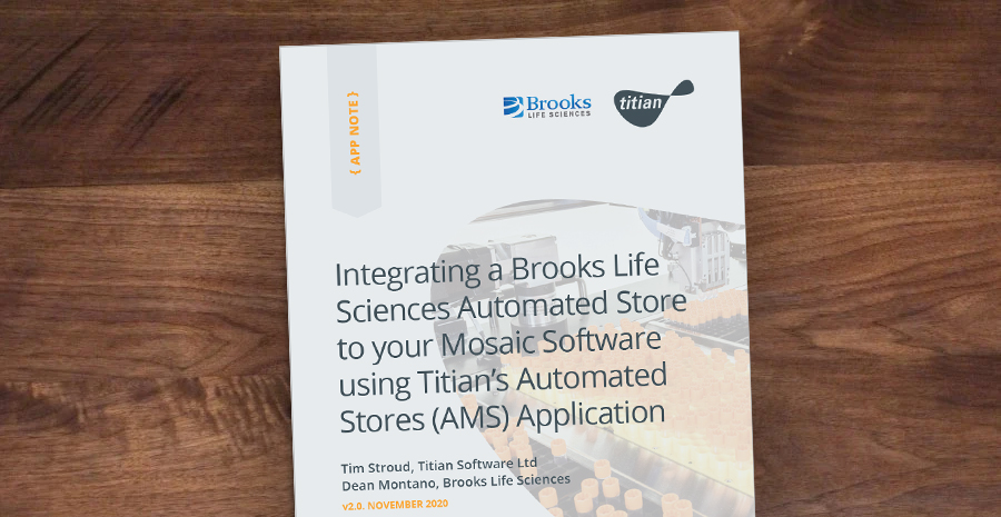 Brooks AMS App Note Cover