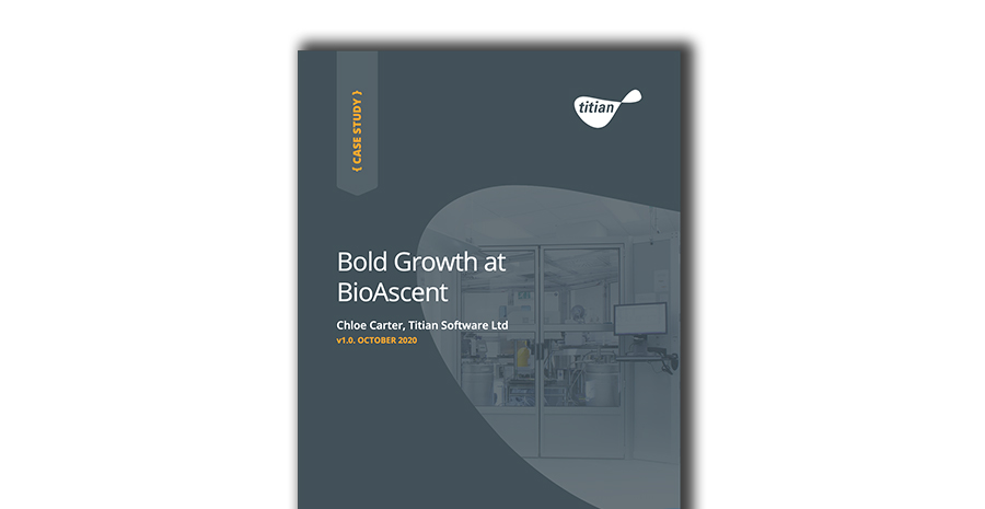 Case Study- Bold Growth at BioAscent Cover copy