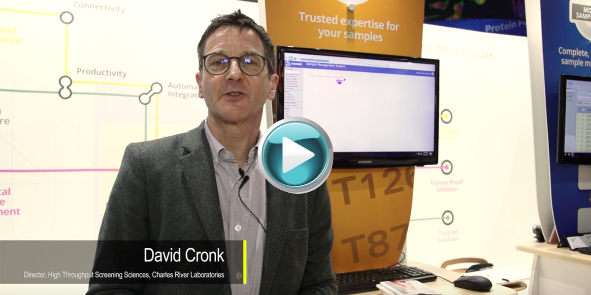 David Cronk SLAS Interview