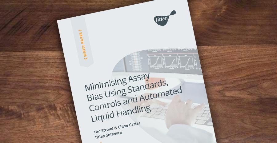 Minimising Assay Bias Using Standards, Controls and Automated Liquid Handling