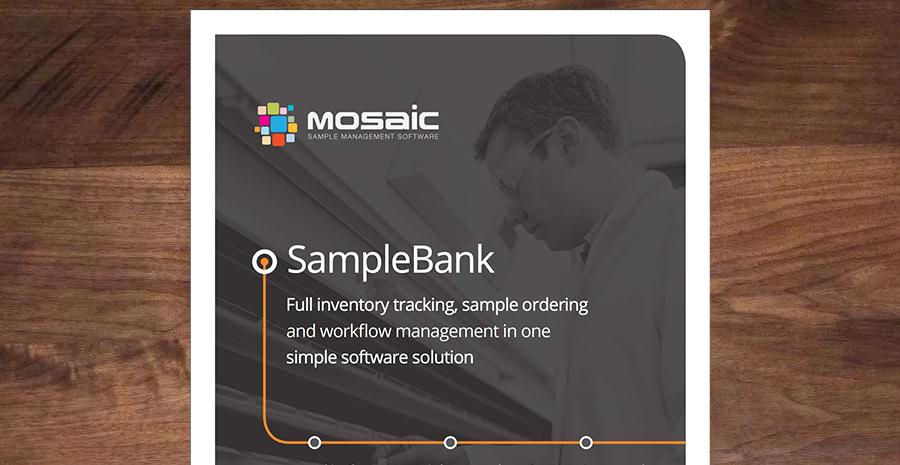 Mosaic SampleBank Brochure