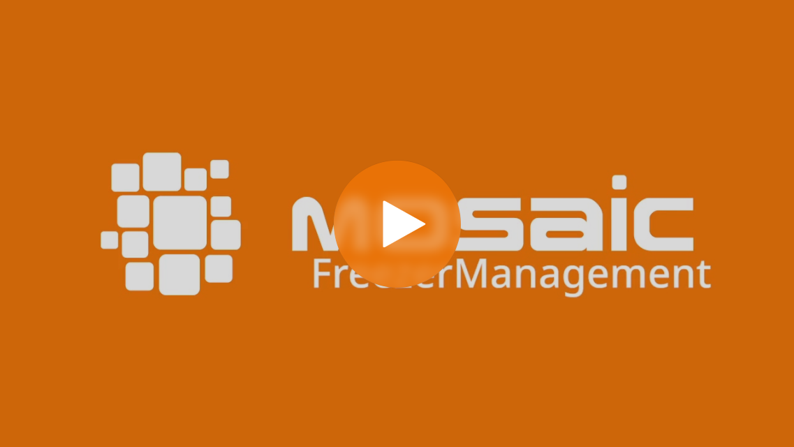 A brief introduction to Mosaic FreezerManagement