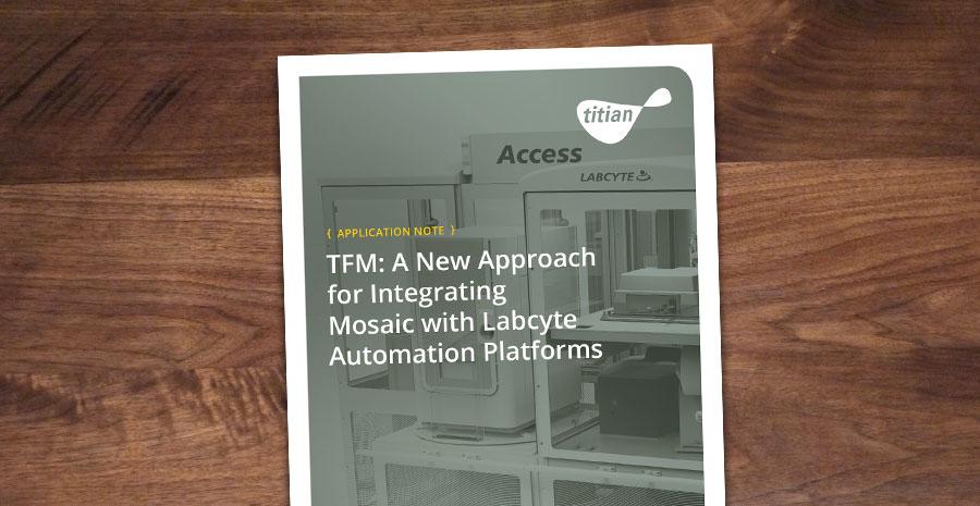 TFM App Note