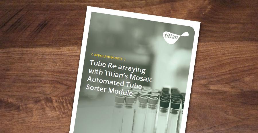 Tube Sorter App Notes
